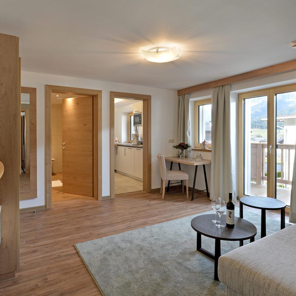 Ferienhaus_Bergland_Ellmau_Appartement_3_Wohnzimmer