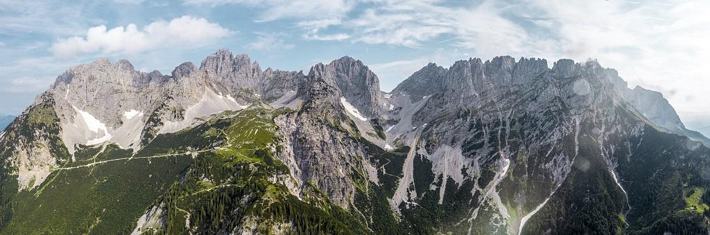 web-Panorama-Wilder-Kaiser-Sommer©stefanleitner