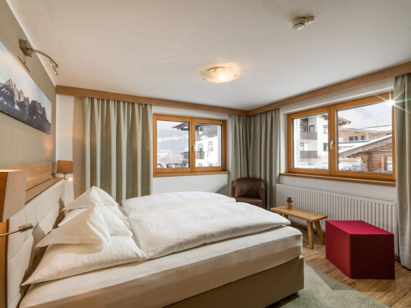 Appartements_Bergland_Ellmau_Appartement_1_Schlafzimmer_1